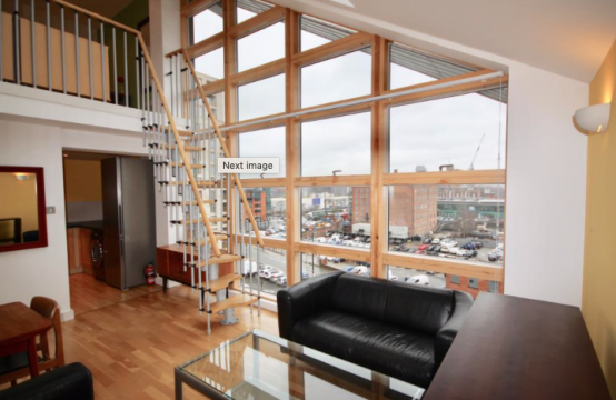 2-bed apartment for sale in Northern Quarter