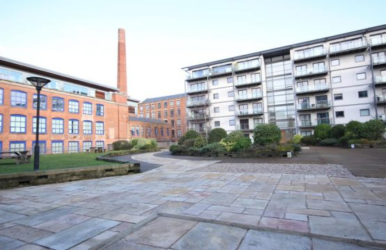 2-Bed Duplex Apartment at Albion Works