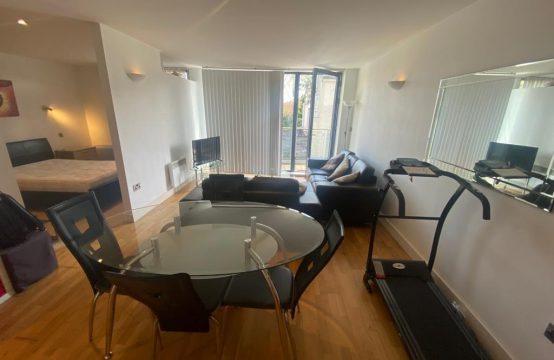 Studio Apartment at Advent