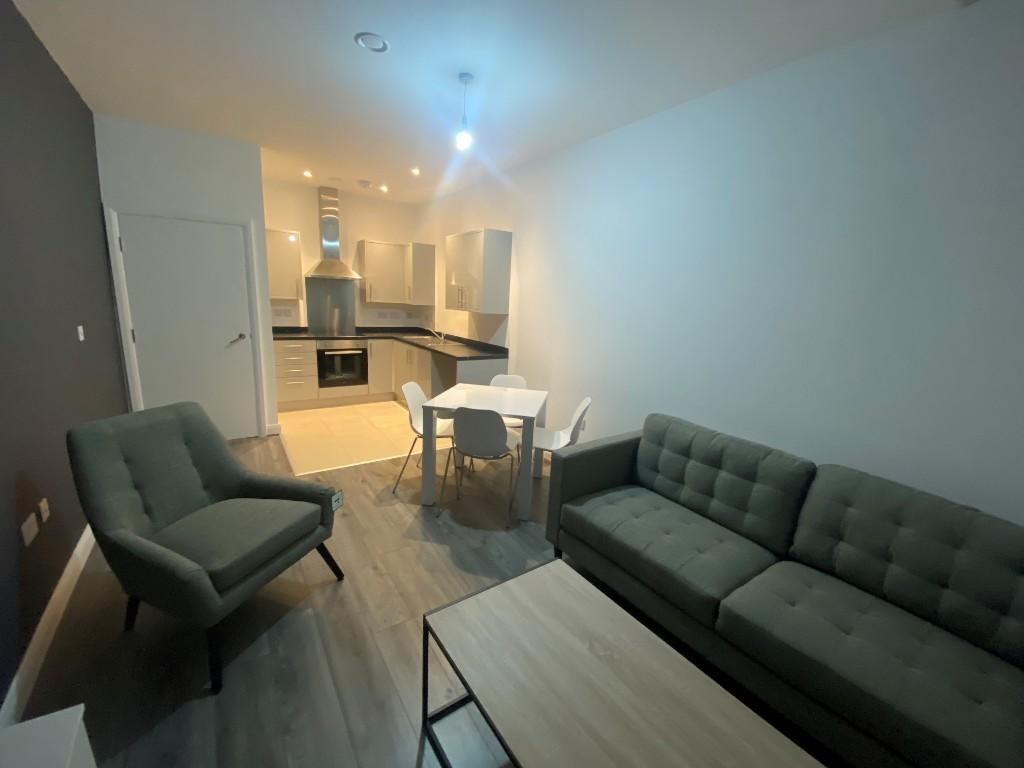 2-Bed Apartment at Queens Terrace